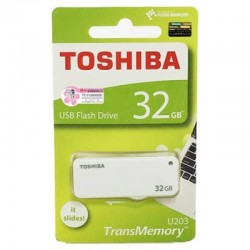 clé usb toshiba  capacité 32gb