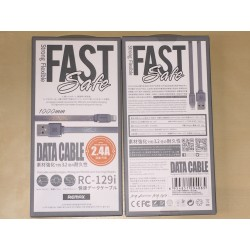 Câble Remax iPhone 1M Fast...