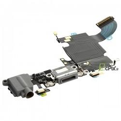 Connecteur de charge iPhone 6S Gris-gsmprogsm