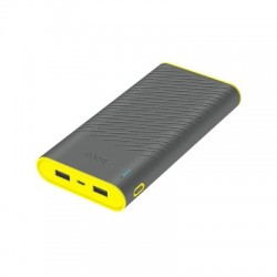 Batterie externe HOCO 30000mah B31A GRIS-gsmprogsm