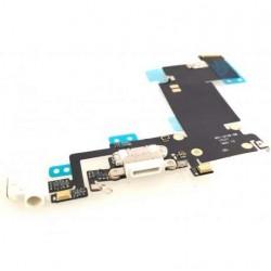 Connecteur de charge iPhone 6S PLUS BLANC-gsmprogsm