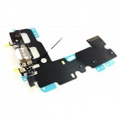Connecteur de charge iPhone 7 Blanc-gsmprogsm