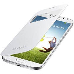 S-view EF-CI950BW Samsung Galaxy S4 I9505 - i9500