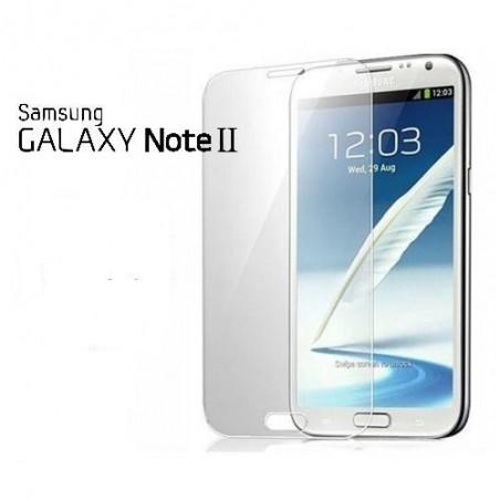 Verre Trempé Samsung Note 2 N7100 N7105