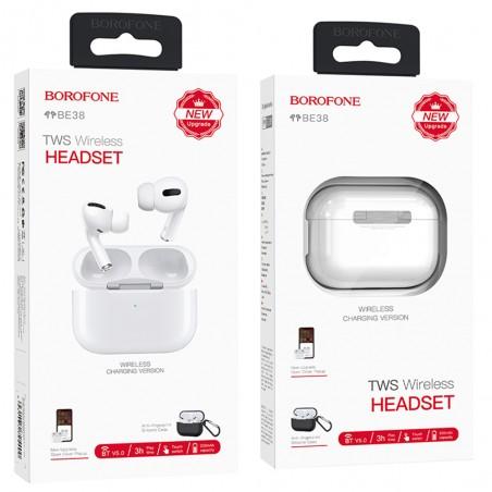 écouteur sans fil borofone BE-38 haute qualité