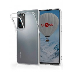 Huawei P40 housse silicone...
