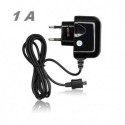 Chargeur micro USB 1A monobloc Blue Star
